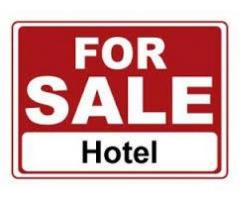 Fully Furnished Star Category Hotel sale in Old Digha