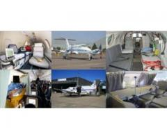 Medilift provides Best and a Low Fare Air Ambulance from Jamshedpur
