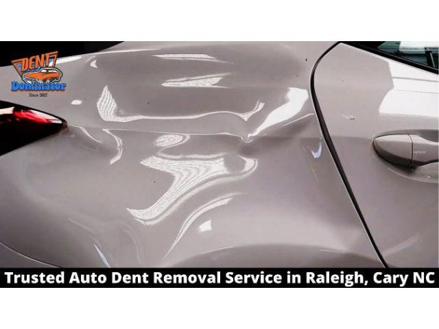 Trusted Auto Dent Removal Service in Raleigh, Cary NC