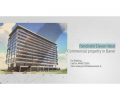 Buy office space at Panchshil Eleven West
