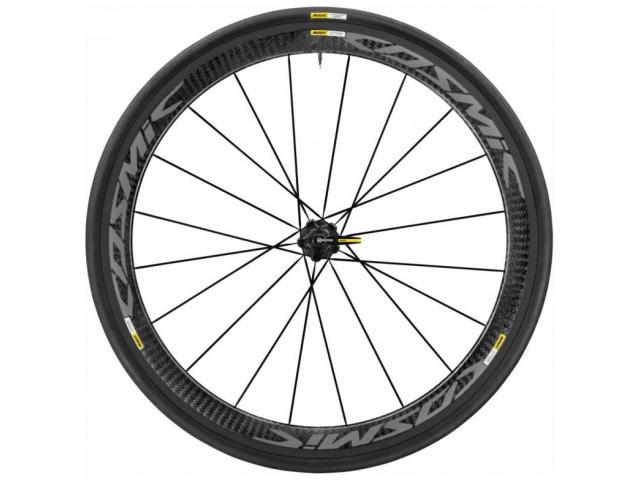 2019 Mavic Cosmic Pro Carbon Exalith Clincher Wheelset - (Fastracycles)