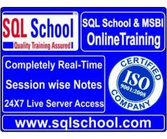 EXCELLENT PROJECT ORIENTED Online PRACTICAL TRAINING ON MSBI 2017