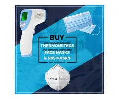 Buy Non-Contact Digital Infrared Thermometer