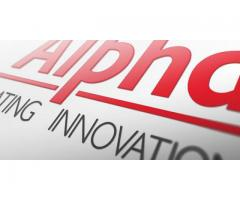 Make Alpha your first choice for buy Central Heating Boilers