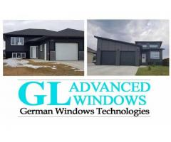 GL Advanced Windows provides premium quality,cost-beneficial German/European style windows and doors