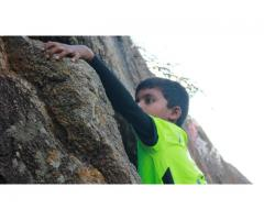 Kids Events in Bangalore | Rock Climbing for Kids | Avathi
