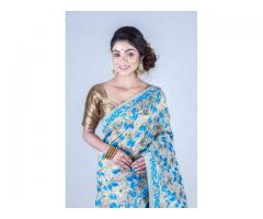 Buy Pure and Authentic Dhakai sarees online