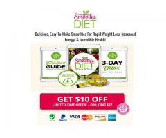 The Smoothie Diet & trade, 21 Day Weight Loss Program