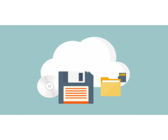 CLOUD BACKUP & STORAGE