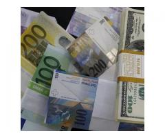Trusted supplier counterfeit bills