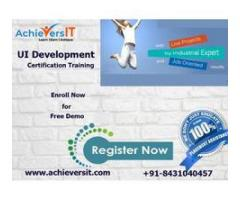 User Interface Developing Course in Bangalore