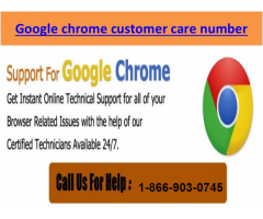 Hey! Here is Chrome Customer care number for quick chrome installation.