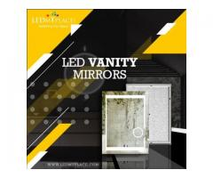 LED Vanity Mirrors to decorate Home