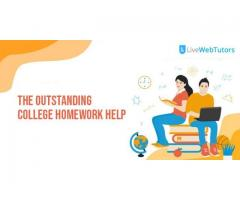 The Outstanding College Homework Help