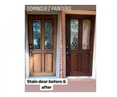 Call now. Painting is our business. Dominguez Painters