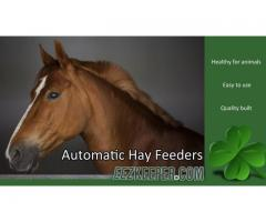 Want to Introduce the Best Automatic Hay Feeder?