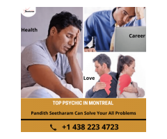Consult Best Psychic in Montreal- Pandith Seetharam