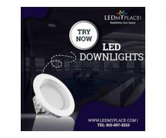 LED Downlights for happy Home and Tough Office