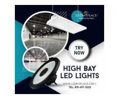 Grab High Bay LED Lights at Exciting Prices