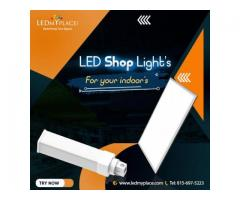 ARE YOU LOOKING FOR SHOP LIGHTS THAT LOOK AESTHETIC?