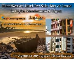 Hotels are Ready to Sale in Digha and Tajpur