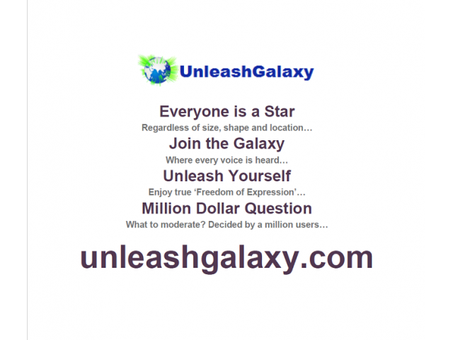 unleashgalaxy.com