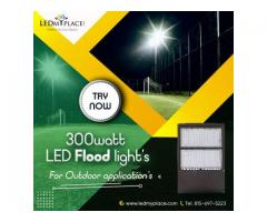 FIND LONG-LASTING LED FLOODLIGHT REPLACEMENTS FOR METAL HALIDES!