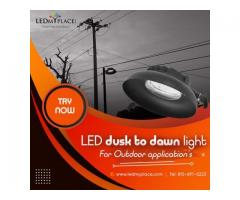 MAINTENANCE-FREE LED SECURITY LIGHTS FOR YOUR HOME!