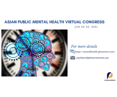 Asian Public Mental Health Virtual Congress
