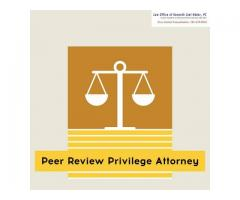 Acquire The Best Peer Review Lawyer Online