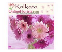 Send fabulous Flowers n Gift at Cheap Price to Kolkata- Same Day Delivery in 4-6 hours .