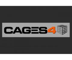 Introducing our compact cage system