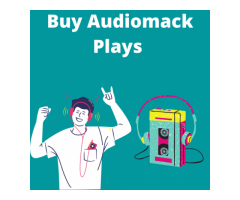 Buy Audiomack Plays Cheap