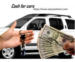 Cash offer for your car-We buy cars in any shape or condition