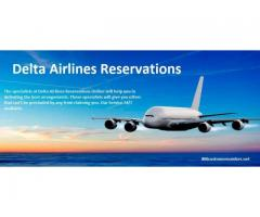 Delta Airlines Reservations Flight Booking Phone Number