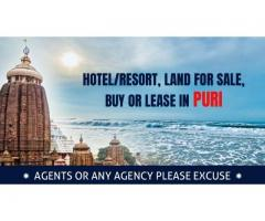 Hotels Available For Sale and Lease in Puri