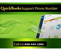 QuickBooks Technical Support +1848-444-1094 Phone Number @ Intuit Helpline Number