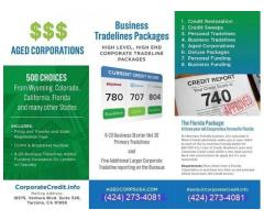 Aged Corporations USA Aged Corporation packa