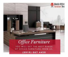 Want to Modify Your Office Furniture? Call Us (0919) 067 4458