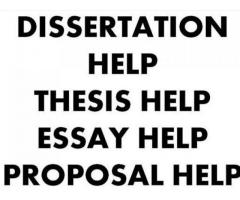 Trusted Dissertation & Essay Writing Service