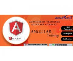 Best Angular Training Institute In Bengalore With 100% Placement
