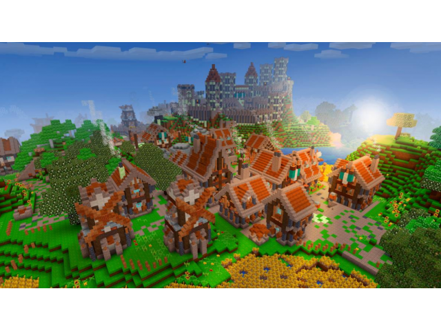 Download Realmcraft Mobile Game (Free Minecraft)