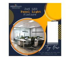 COMPACT LED PANEL LIGHTS FOR NARROW CEILING SPACES!