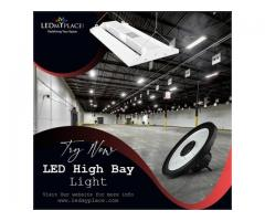 Protect Your Warehouse with High Bay LED Light Fixture!