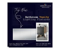 Want to Make Your Bathroom More Eye Catching? Try Vanity Lighting.