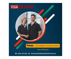 Promotional Clothing with Custom Logo Embroidery & Print - Promote Your Brand