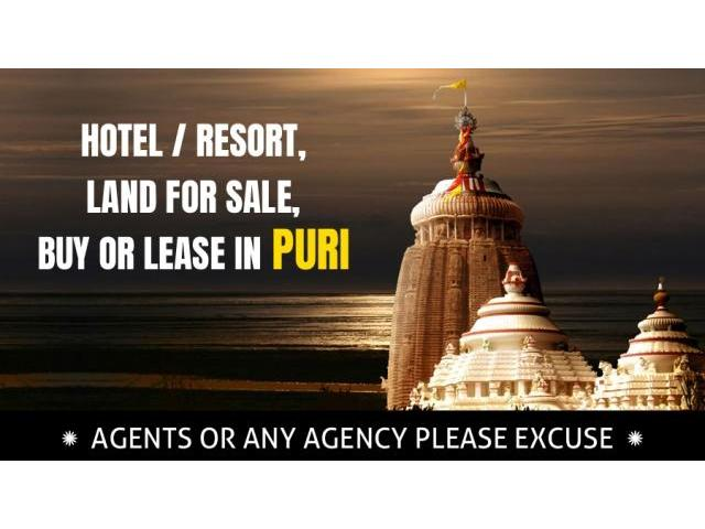 Running Hotels Are Available for Sale in Puri
