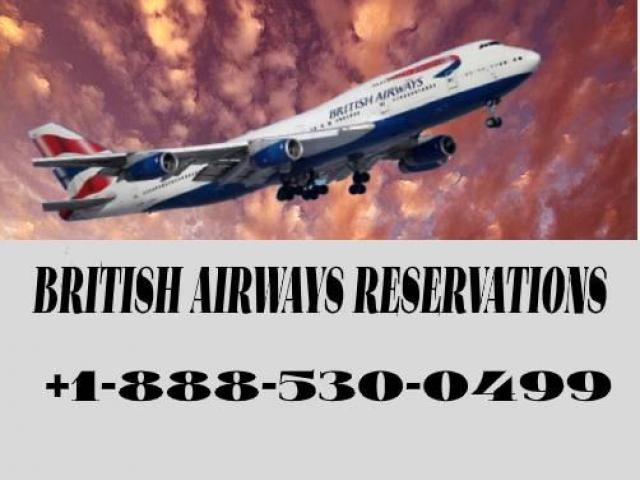 Can You Reserve Flights on British Airways?
