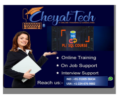 oracle plsql online training by cheyat tech