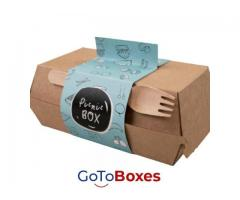 Latest Packaging Design for Custom Chinese Food Boxes